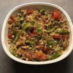 Knackiger Linsen-Salat (vegan)